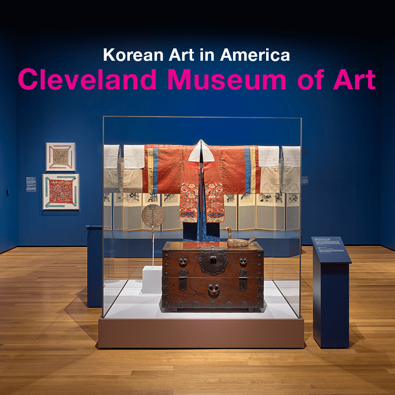 Korean Art in America - Cleveland Museum of Art