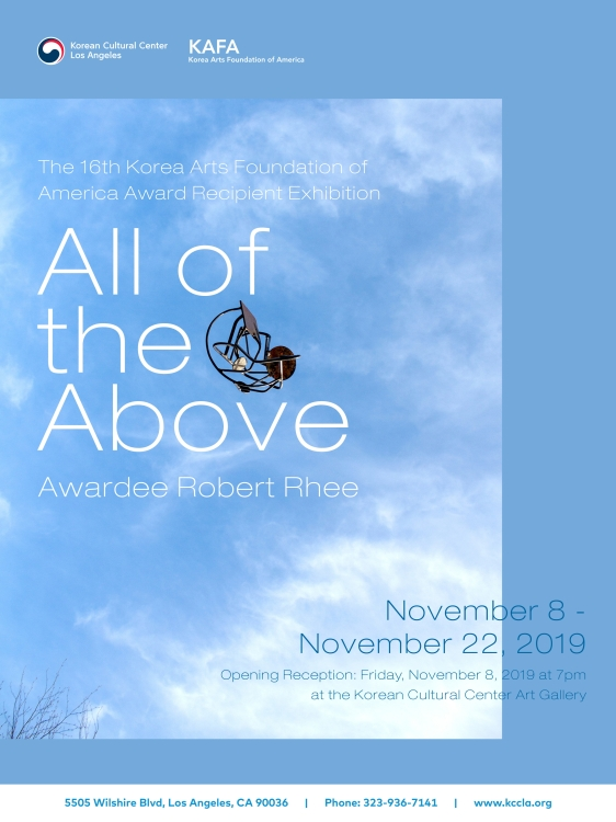 The 16th Korea Arts Foundation of America Award Recipient Exhibition: All of the Above