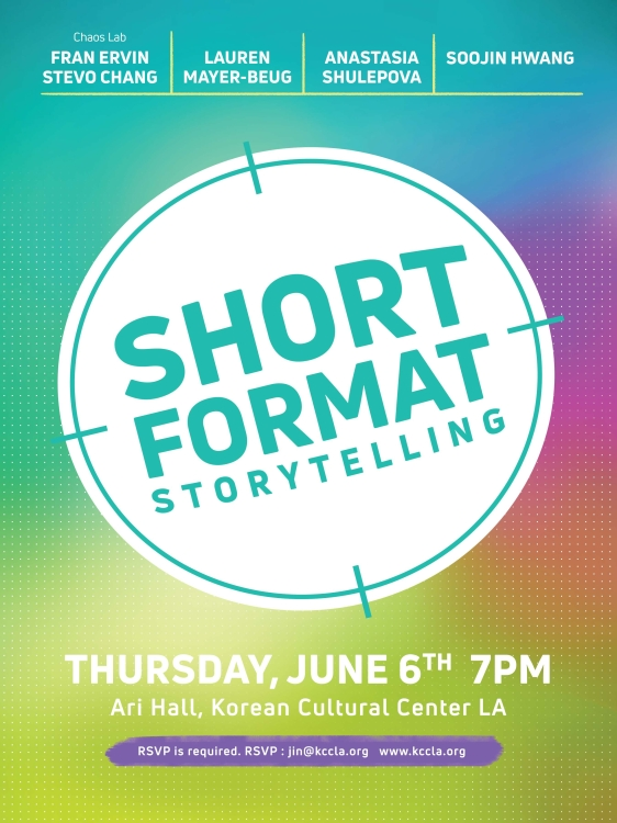 Panel Discussion: 'Short Format Storytelling'