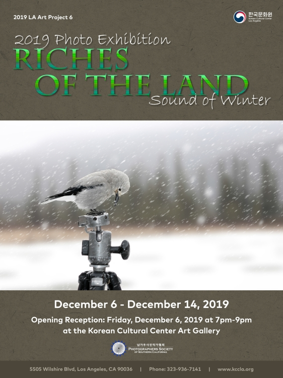 "Riches of the land ""Sound of Winter"""