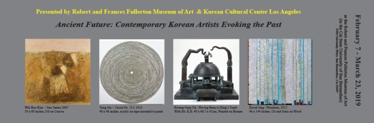 Ancient Future: Contemporary Korean Artists Evoking the Past