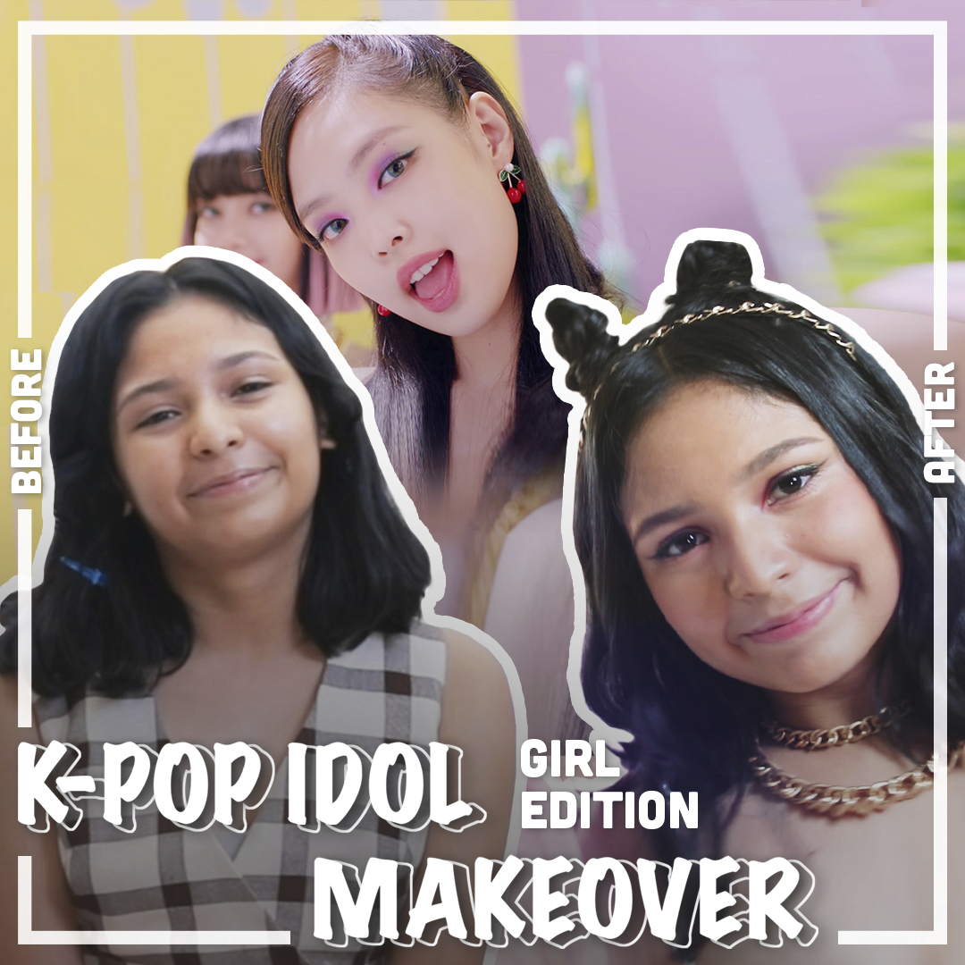 KPOP Idol Makeover Blackpink Jennie