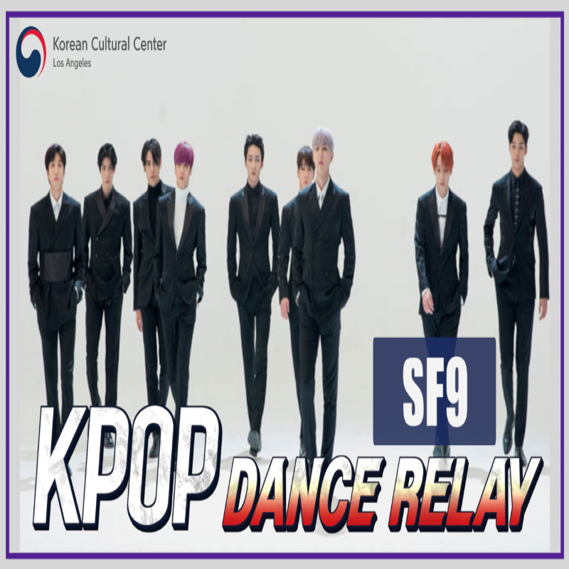 K-Pop dance relay_SF9