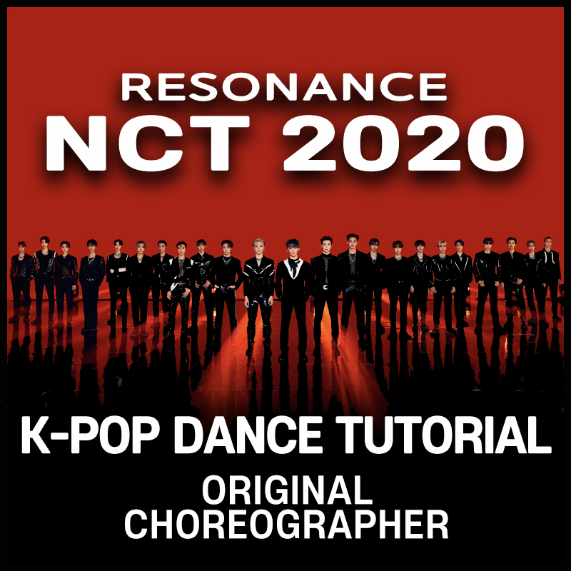 "KCCLA X NCT 2020 Online K-Pop Dance Tutorial! ""RESONANCE"""