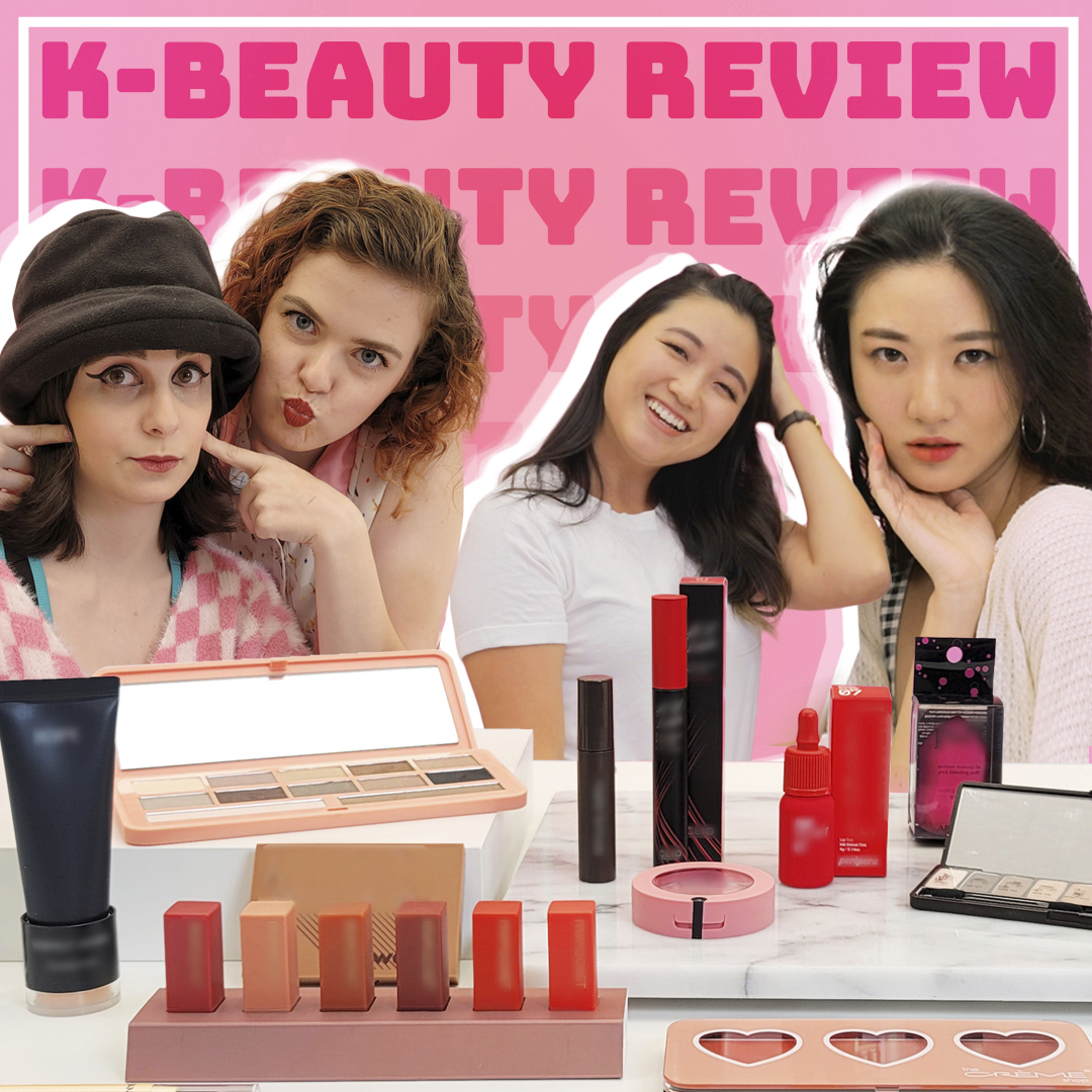 K-Beauty and American Beauty Products Review