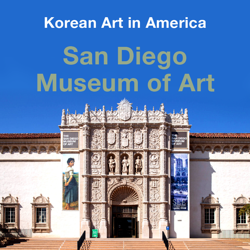 Korean Art in America-San Diego Museum of Art