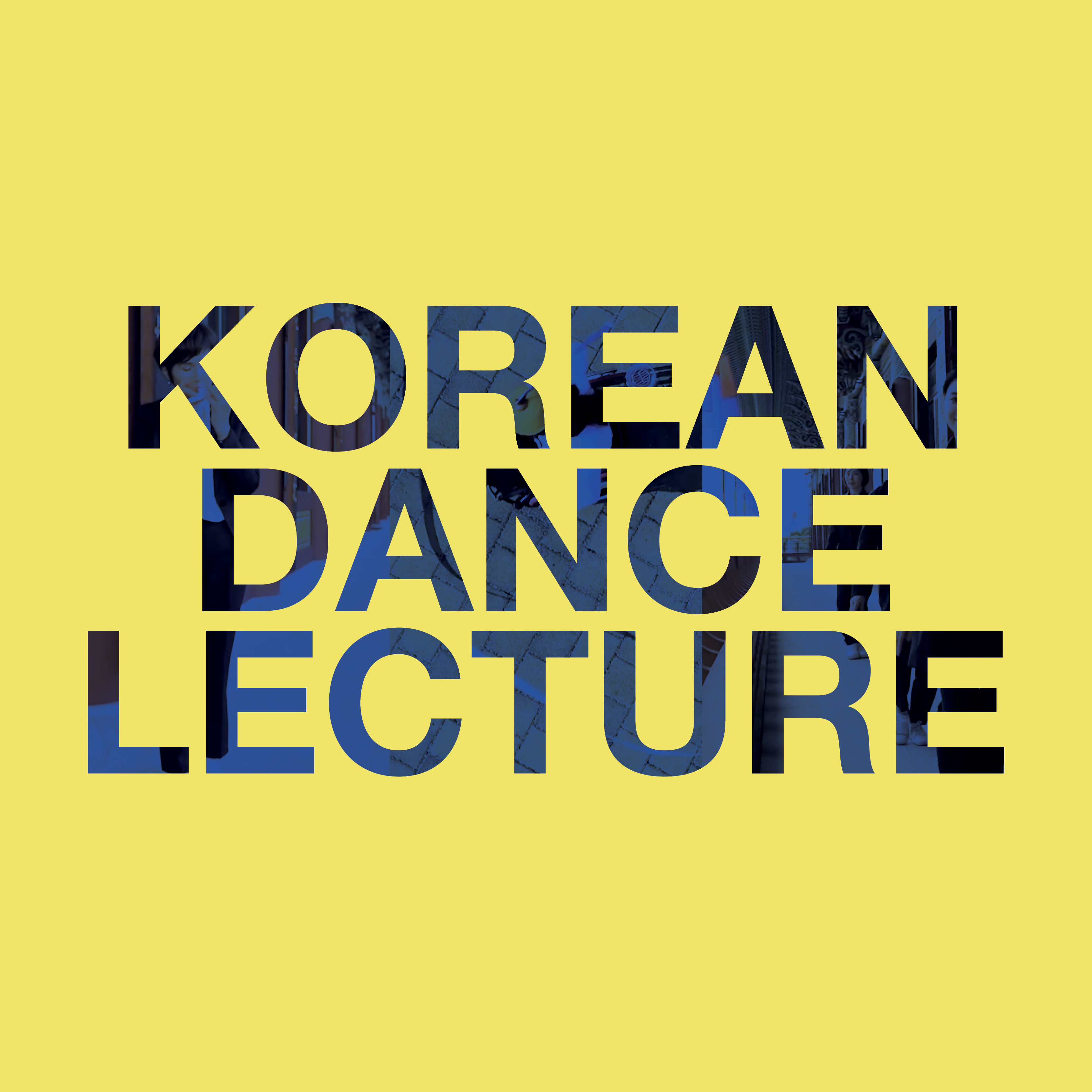 Korean Dance Lecture and Film Screening