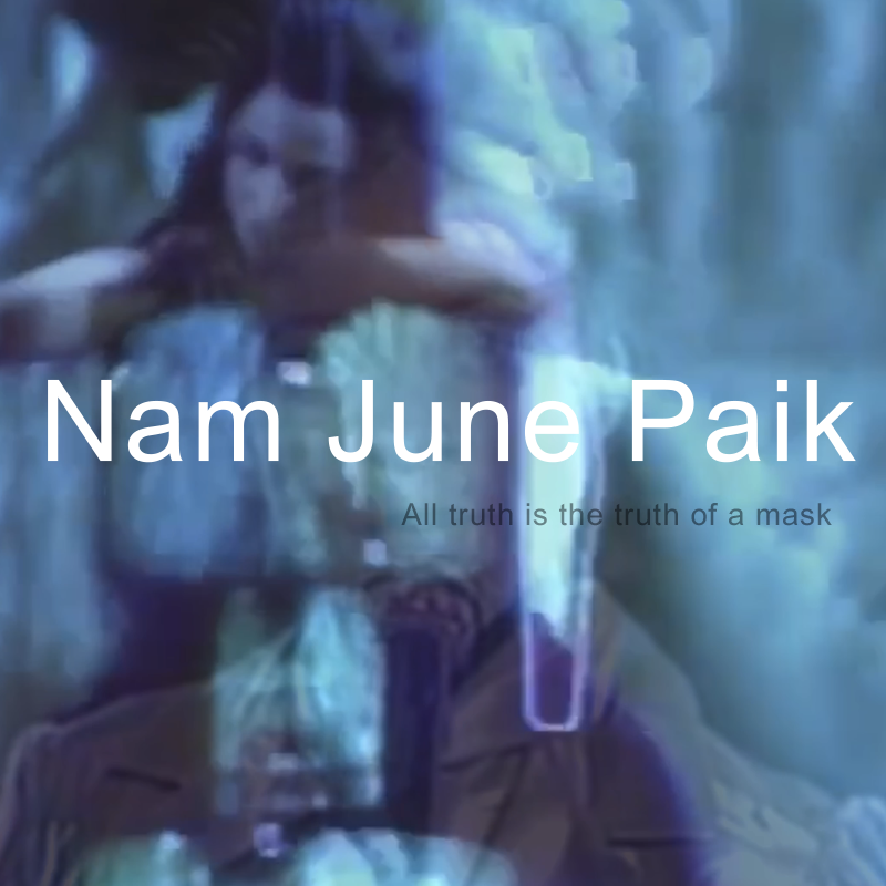 Special Documentary- Nam June Paik